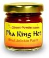 Extreme Bhut Jolokia Sauce 2.2 Pounds or 1 Kilo